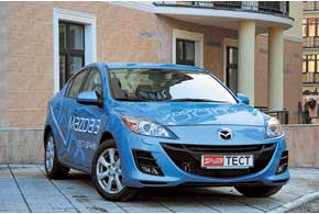 Второе поколение Mazda3 (BL)