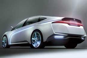 Подвижный диффузор позволяет уменьшить завихрения в задней части кузова  при увеличении скорости движения.