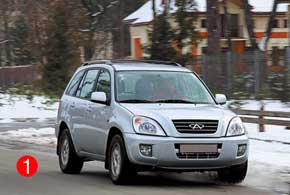 Компактные SUV