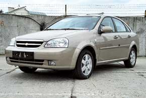 Chevrolet Lacetti с 2004 г.