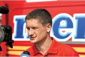 Абсолютный чемпион Украины Валерий Горбань