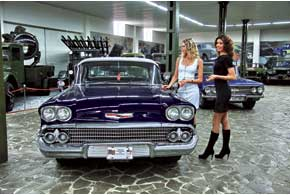 Эффектный «американц» Chevrolet Delray