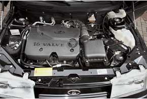 Двигатель «десятки»