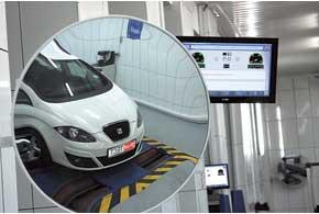 Диагностика системы электрогидравлического усилителя рулевого управления не выявила каких-либо отклонений.