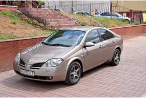 Nissan Primera (P12)