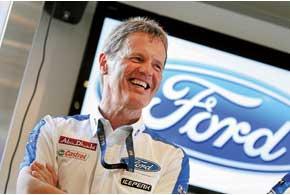Босс раллийной команды Ford Малкольм Уилсон уверен, что его команда поборется затитулы.