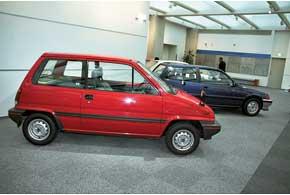 Городской компакт City вЕвропе, Австралии иНовой Зеландии продавали как Honda Jazz.