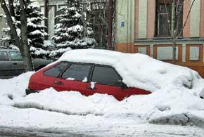 Обмерзание автомобиля, в результате чего была повреждена краска, не является страховым случаем.