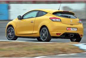 Тест-драйв Renault Megane RS