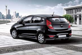 Hyundai Accent Hatchback