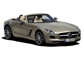 Mercedes-Benz SLS-AMG Roadster