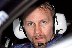Несмотря на очень короткий период адаптации к новому авто, Петтер Солберг уже в первой гонке за Ford заехал на подиум.