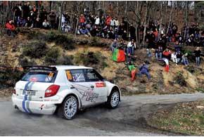 Себастьян Ожье даже на менее мощном авто класса S2000  конкурировал с пилотами намашинах WRC. Что же будет в2013-м, когда он выйдет на старт на VW Polo WRC?