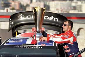 WRC. Ралли «Монте-Карло»