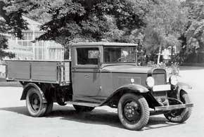 Дебютировал грузовик Blitz (снем. – «молния»), который на долгие годы стал важным источником доходов компании, аэмблема модели в виде молнии со временем стала логотипом марки Opel.