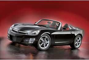 На автошоу в Женеве представили Opel GT нового поколения. Двухместный родстер выпускали 3года. Всего изготовили 7,5 тысячи.