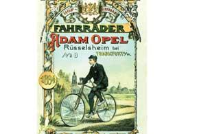 Компания выпустила первый велосипед, а к середине 20-х годов XX века заняла лидирующие позиции в мире.