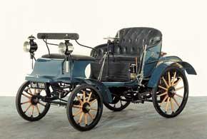 Opel Patent Motorwagen System Lutzmann, ставший первым автомобилем компании, непользовался популярностью.