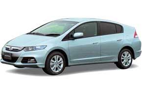 «Семейный» гибрид от Honda отличается вместительностью инесложной силовой установкой.