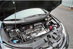 С новым турбодизелем завтрашний Civic будет не столько горячим «хэтчем», сколько экономичной разъездной машиной.