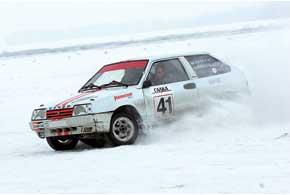 Зимний курс контраварийного вождения