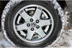 Потребность в балансировке колес чаще возникает именно зимой