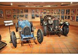 Легендарные гоночные автомобили 30-х– Bugatti T35 и Lagonda 3-Litre, которые