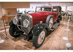 Hispano Suiza H6B оснащалась рядным 6-цилиндровым мотором мощностью 32л.с.