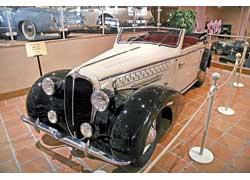 Delahaye 135 MS с разнообразными кузовами выпускался с 1935 по 1954 год.