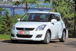 Четвертое поколение Suzuki Swift
