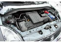 На украинском рынке наиболее распространены версии с бензиновым мотором 1,3 л и роботизированной КП.