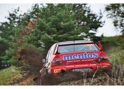 В Чемпионате мира поралли Mentos Ascania Racing по-прежнему делает ставку на  проверенные Mitsubishi Lancer Evo IX.