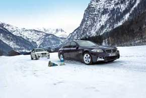 Тренинг xDrive Winter Experiens