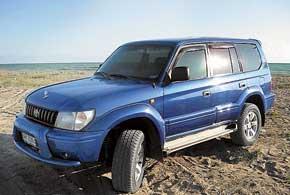 Третье поколение Toyota Land Cruiser Prado