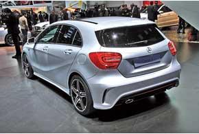 В 1997 году влинейке Mercedes-Benz дебютировал A-Klasse. Спустя 15 лет здесь же, вЖеневе, представили новое поколение, сохранившее от предшественника только имя...