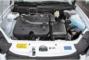 Тест-драйв BYD F3, Lada 2170