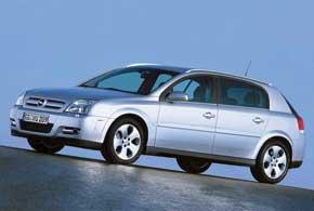 Хэтчбек Opel Signum