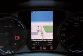 С недавнего времени для Lada 1117-1119 и Lada 2170-2172, продающихся в официальной дилерской сети Украины, в качестве опции доступна навигационная система, работающая со спутниками сетей GPS и ГЛОНАСС.