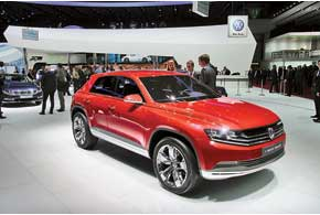 Cross Coupe Concept