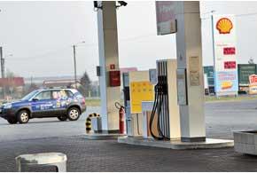 Польские АЗС Shell предоставляют водителям и пассажирам такой же набор сервисных услуг, как и на украинских АЗС.