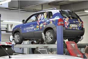 СТО Hyundai в Польше