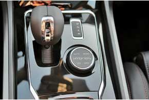 Peugeot 508 RXH. Режимы трансмиссии