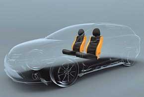 Боковая поддержка передних сидений переработана, чтобы лучше держать в повороте, предоставлять больше комфорта и снижать утомляемость.
