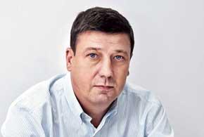 Олесь Шкуратов