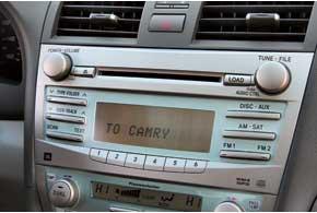 При использовании дисков неизвестного происхождения отмечены проблемы с фирменным CD-ресивером.