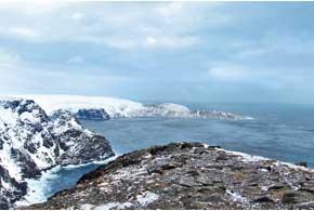 Мыс Нордкап вошел в историю еще икак место самого северного морского сражения. В 1943 году корабли британского флота в этих водах потопили немецкий линкор «Шарнхорст».