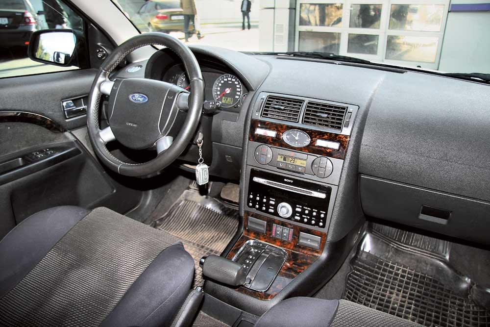 форд мондео 2004 год фото