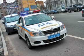 Новая система видеонаблюдения на патрульных авто