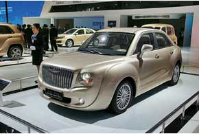 Дизайн концепта Englon SC7-RS апеллирует к поклонникам британских авто.