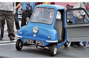 Микрокар Peel P50